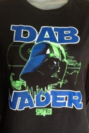 spoiled dab vader